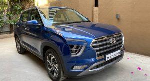 2020 Hyundai Creta Front