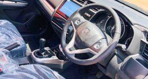 Honda WRV facelift