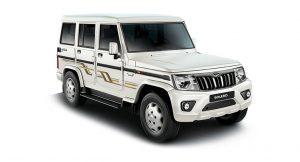 Tata Bolero Competition SUV