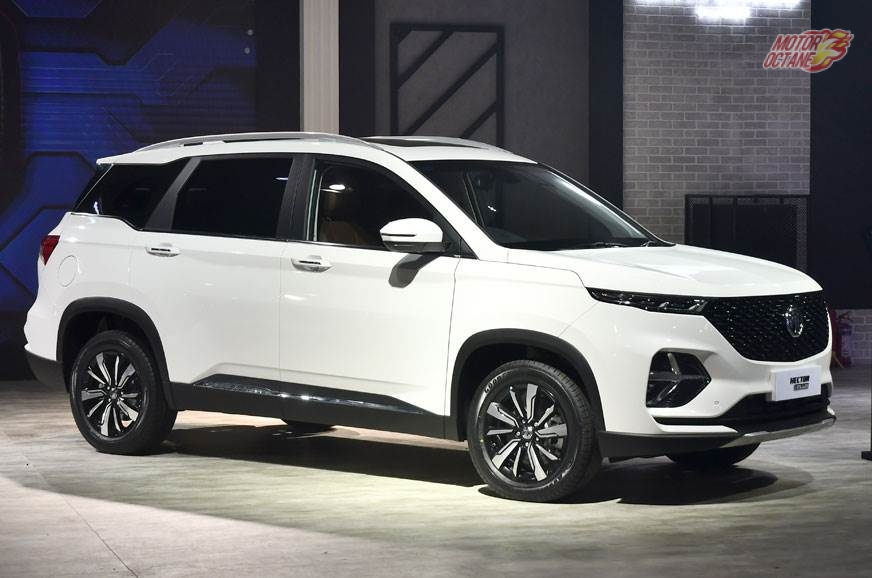 MG Hector Plus 2020