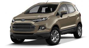Ford EcoSport Exteriors