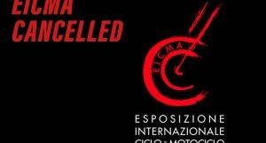 EICMA motorshow cancelled 2020