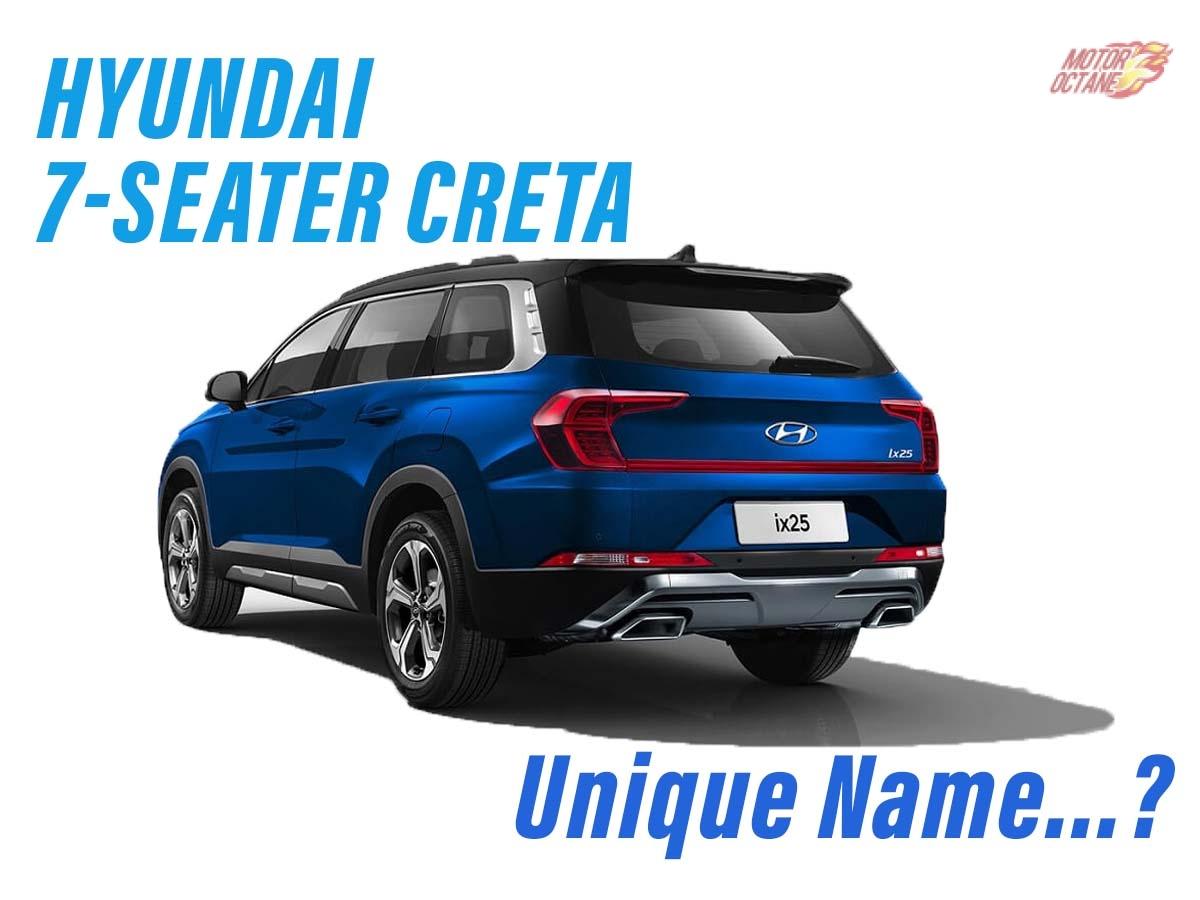 Hyundai Creta 7 seat