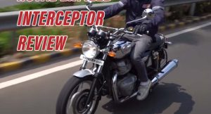 Royal Enfield Intercepto Review