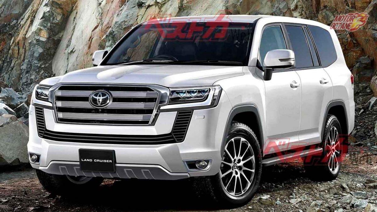 Toyota Land Cruiser Relaunch Under Consideration
