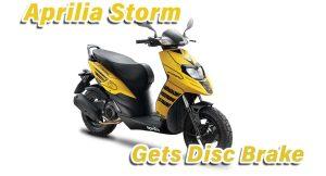 Aprilia Storm 125