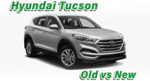 Hyundai Tucson comparison