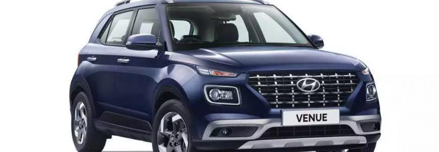 Hyundai Venue facelift
