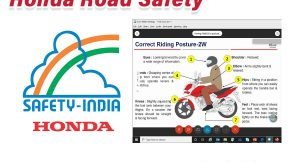 honda Road safety