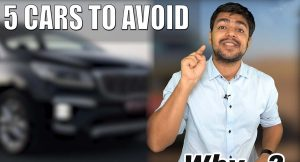 Top 5 Cars to Avoid After Lockdown