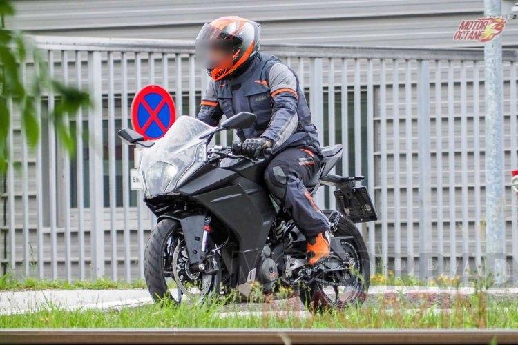 KTM RC 390 Update