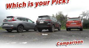 SUV Comparision