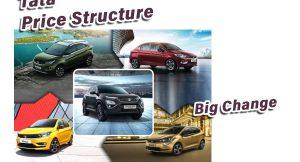 Tata Motors Price Structure