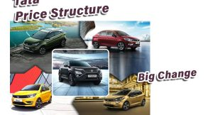 Tata Motors Price Structure