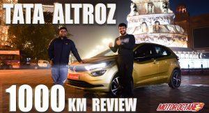 altroz ROAD trip