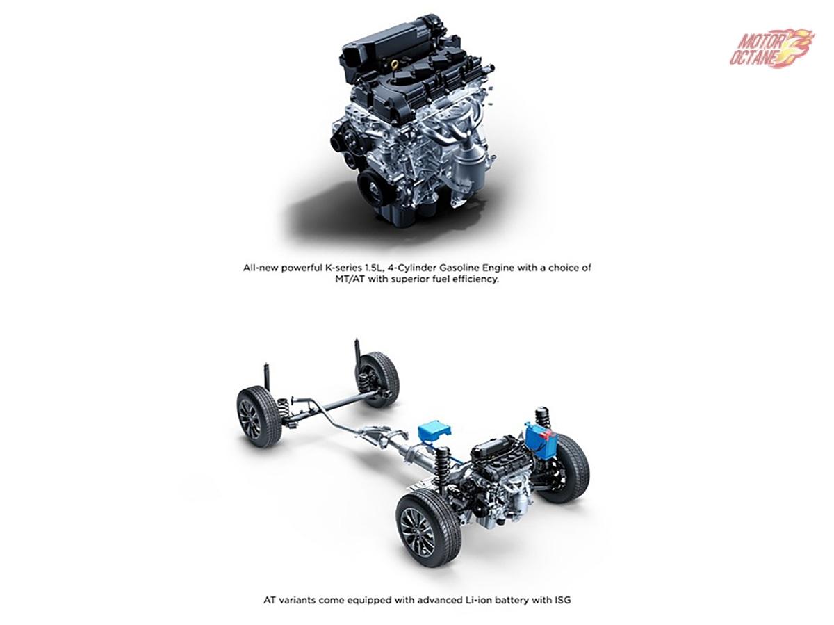 Toyota Urban Cruiser Engine