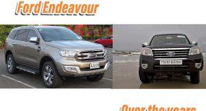Ford Endeavour Thumbnail