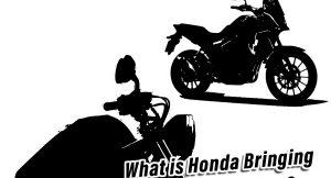 Honda 300cc bike