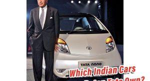 Ratan Tata and Nano