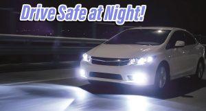 Safe at night - Night Driving