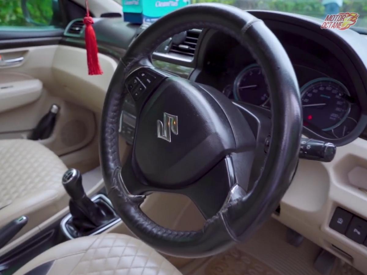 Steering Ciaz