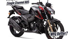 Apache RTR 200 ABS