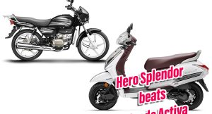 Hero vs Honda