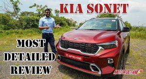 Kia Sonet review Video