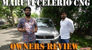 celerio logo owner review