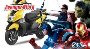 Avenger Ntorq Edition