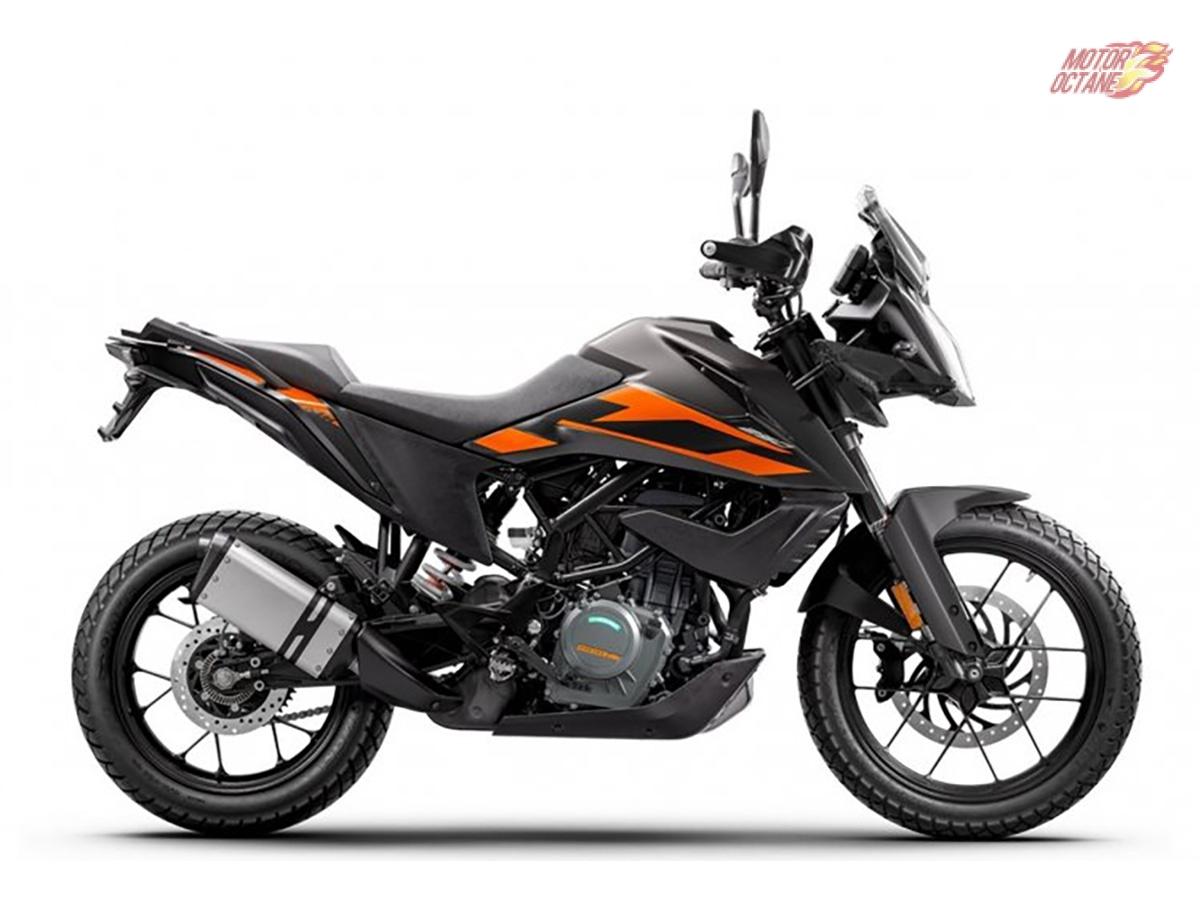 Black KTM