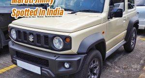 Jimny India