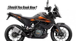 KTM 250 adventure bookings