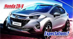 Honda ZR-V