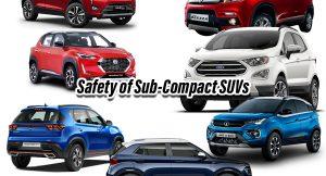 Thumbnail Safety Compact SUV
