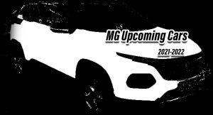 Upcoming MG cars