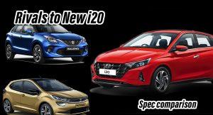 Hyundai i20 Price Comparison