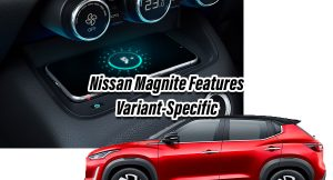 Nissan Magnite Features