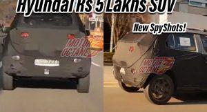 Hyundai Rs 5 Lakh SUV Expectations
