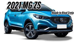 MG ZS petrol