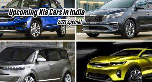 upcoming kia cars