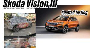 Skoda vision IN story
