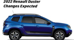 2022 Renault Duster