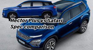Safari vs Hector