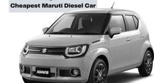 Maruti Ignis Diesel