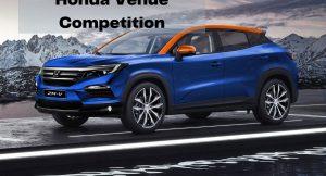 Honda Venue Competition