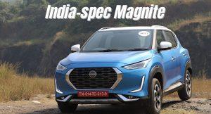 4-star rating for India-spec Magnite