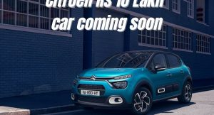 Citroen Rs 10 Lakh car coming soon