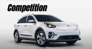 Kia MG ZS EV Competition