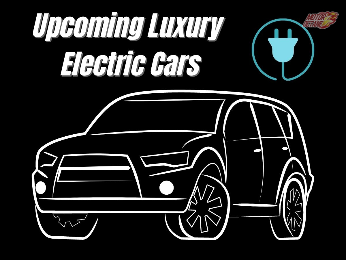 Upcoming Luxury Electric Cars